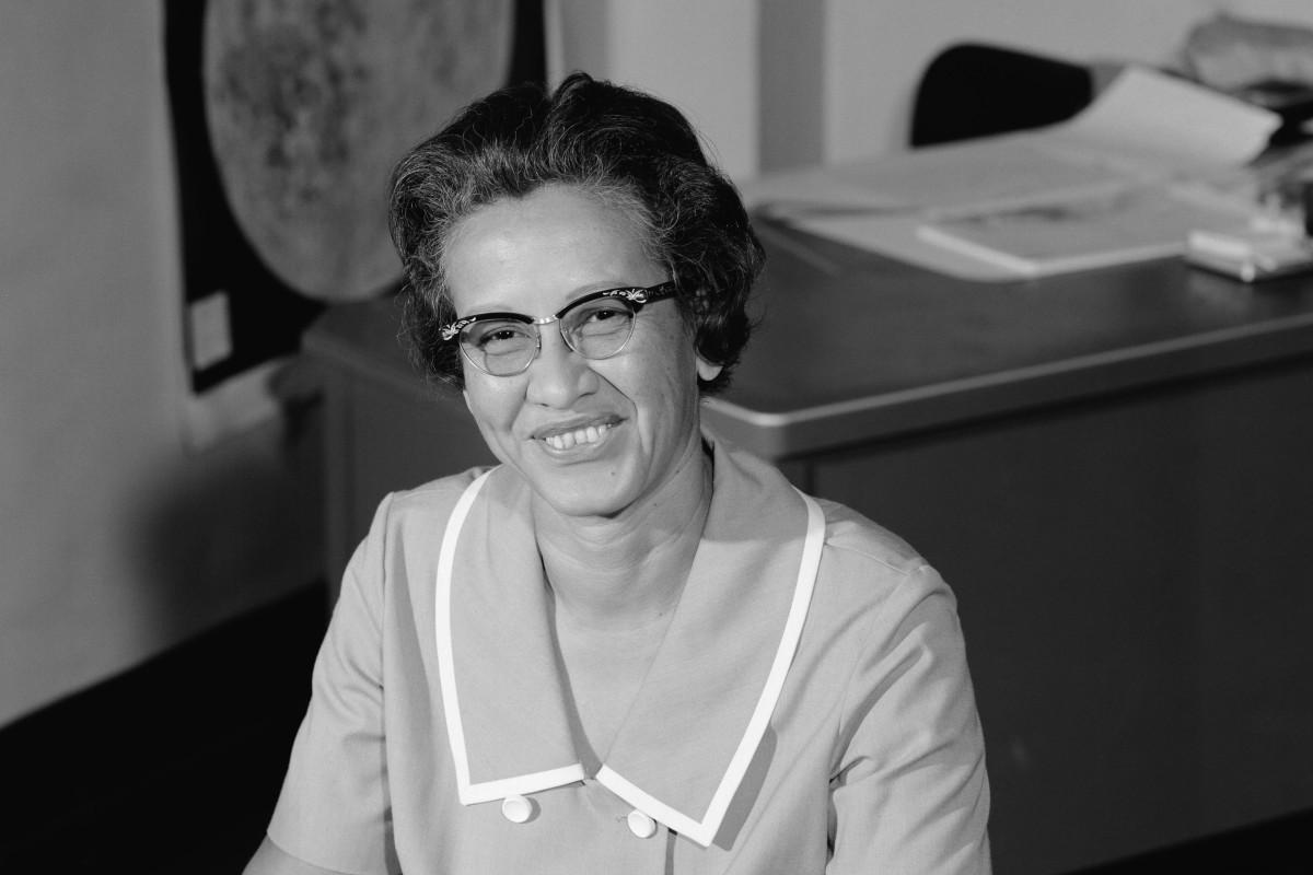 Katherine Johnson of NASA